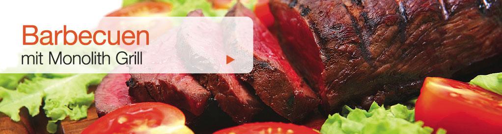 Schonendes Garen des Grillguts in der Garkammer bei niedrigen Temperaturen (90-160 °C). Die Speisen bleiben saftig und brennen nicht an. Dies ist die meist verwendete Grillart bei BBQ Smokern.