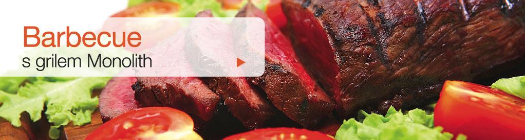 Šetrné grilování potravin při nízké teplotě (90° - 160° C). Grilované potraviny zůstanou štavnaté a nespálí se. Princip je stejný jako u nepřímého grilování, ale teploty jsou nižší.